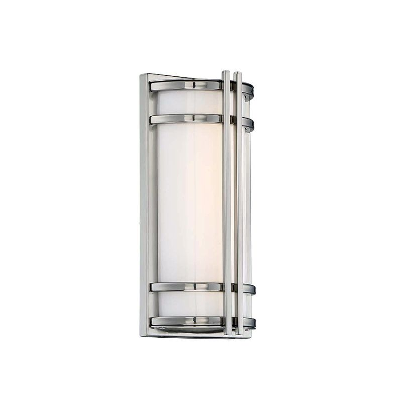 Modern Forms WS-W686 Skyscraper 1 Light LED ADA Compliant Outdoor Wall Sale $399.00 ITEM: bci2880615 ID#:WS-W686-SS :