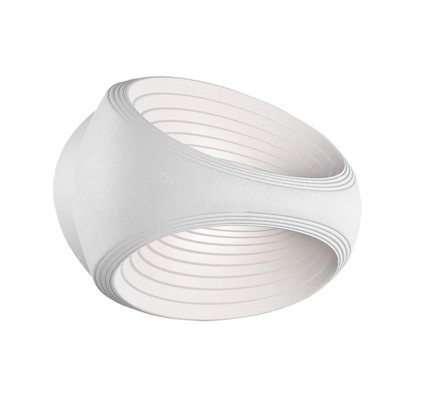 """Modern Forms WS-11109 Rhythm 9"""" Width LED Dimming Bathroom Sconce"""
