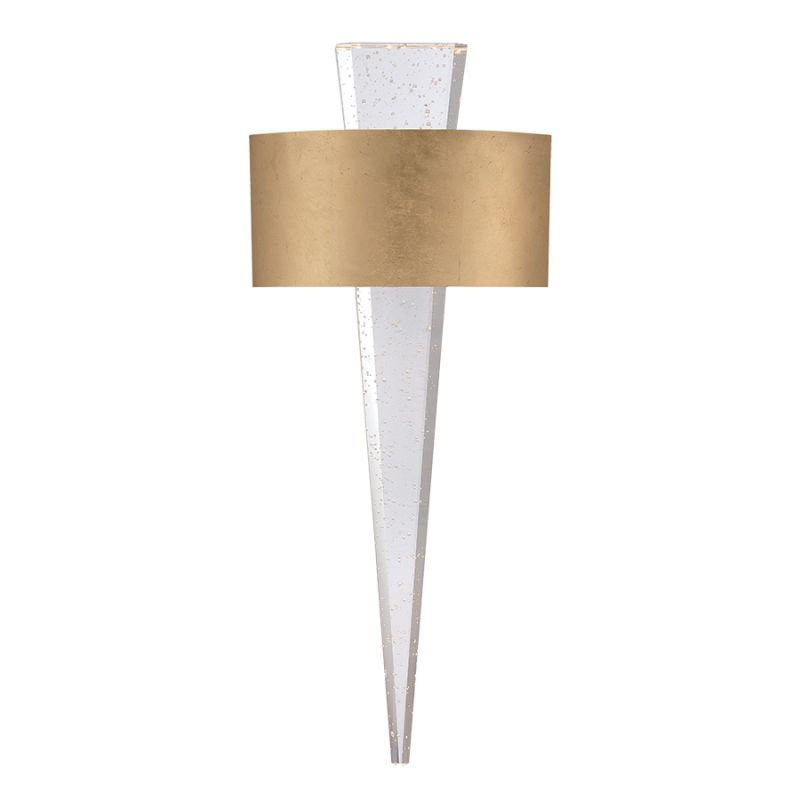 Modern Forms WS-11310 Palladian 10&quote Height LED Dimming Bathroom Sconce