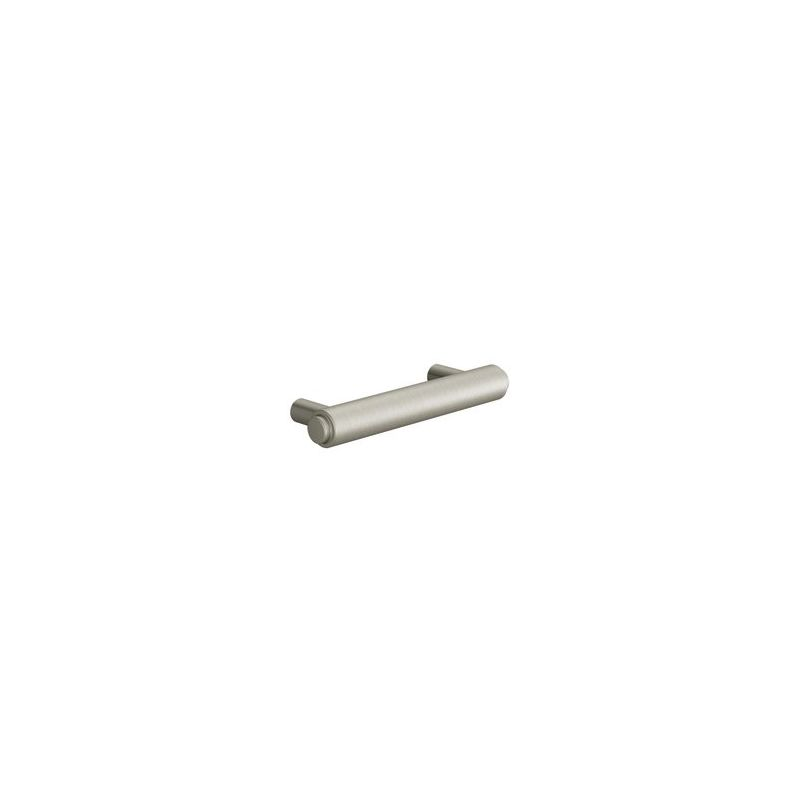 Moen DN0707 Drawer Pull from the Iso Collection Brushed Nickel cabinet Sale $10.35 ITEM: bci1748172 ID#:CSIDN0707BN UPC: 34584018144 :
