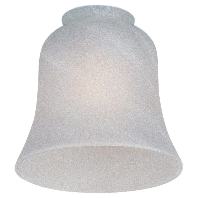 Monte Carlo G826 Opal Swirl Small Bell Glass Opal Swirl Ceiling Fan