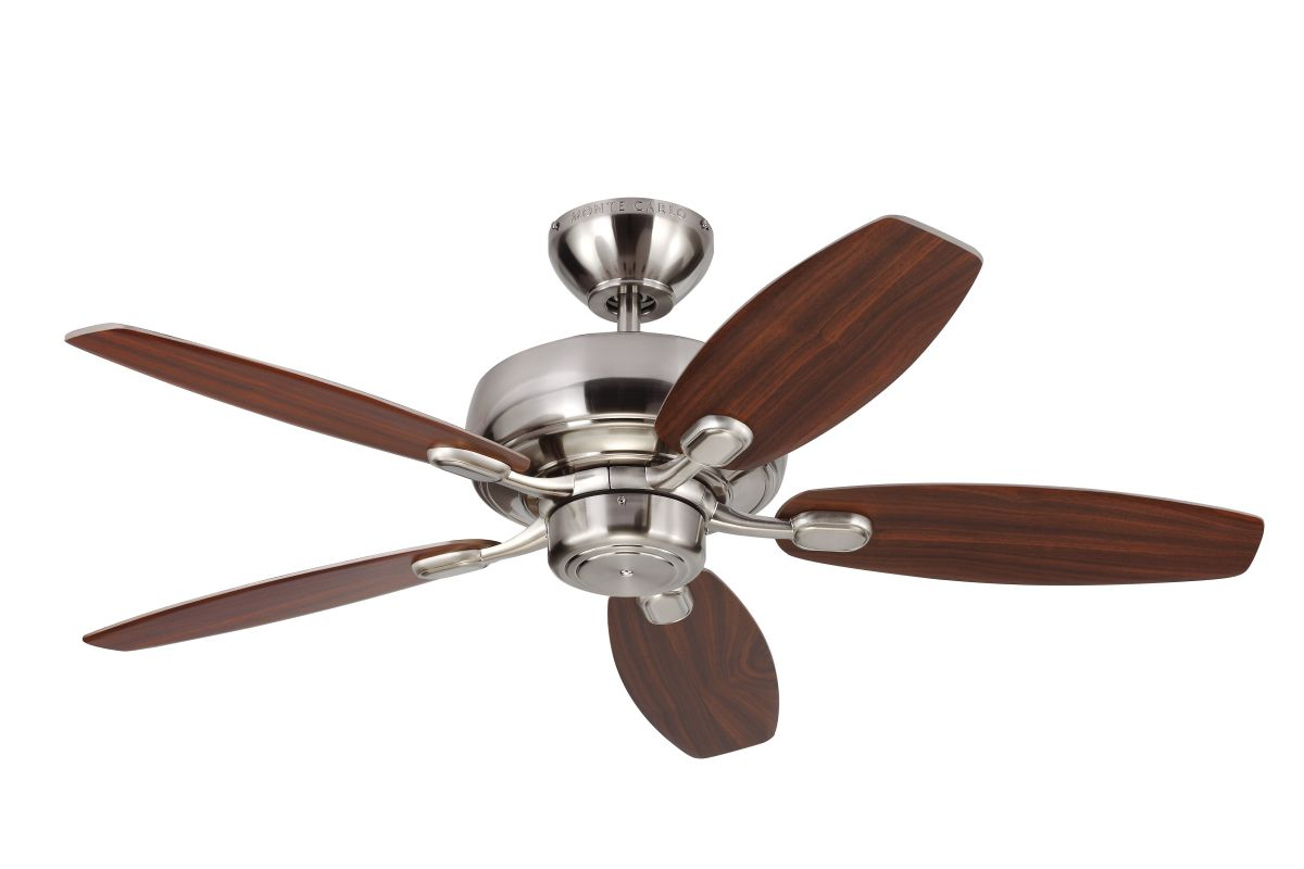 "Monte Carlo Centro Max II 5 Bladed 44"" Indoor Ceiling Fan - Blades"