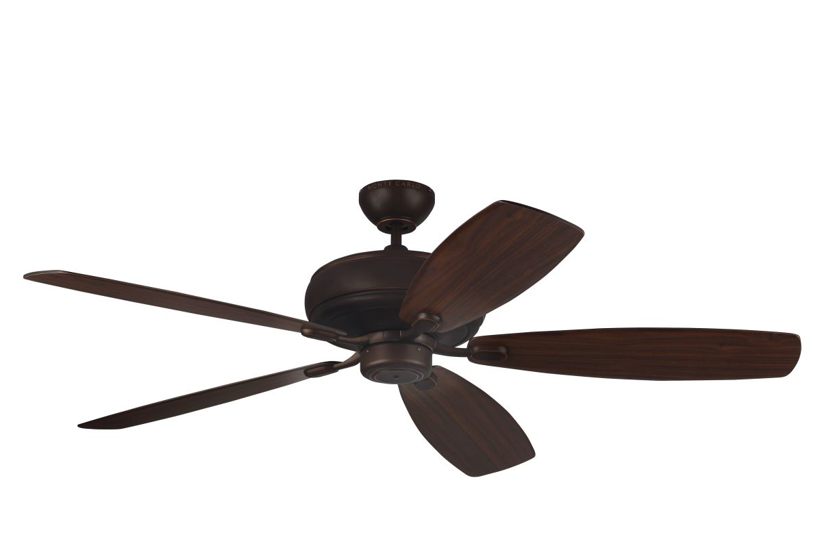 "Monte Carlo Embassy Max 5 Bladed 60"" Indoor Ceiling Fan - Energy Star"