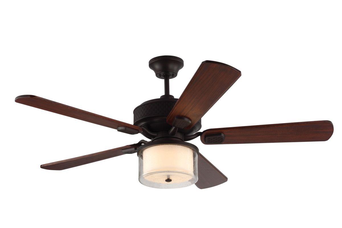 "Monte Carlo Hillsborough 5 Bladed 54"" Indoor Ceiling Fan - Blades"