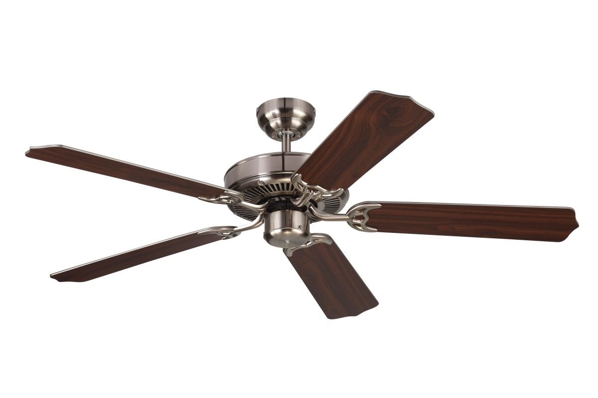 "Monte Carlo Homeowner Max 5 Bladed 52"" Energy Star Rated Indoor Sale $99.00 ITEM: bci2404520 ID#:5HM52BSN UPC: 14817525250 :"