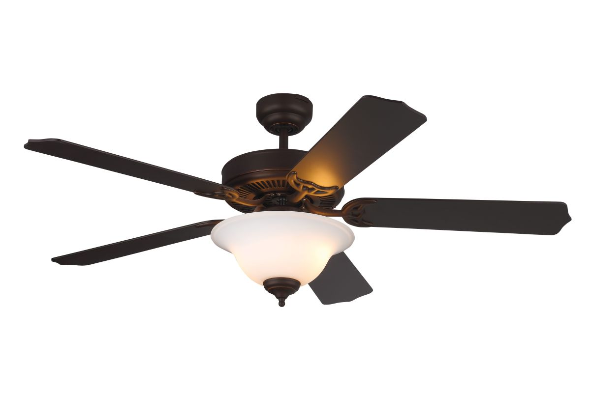 """Monte Carlo Homeowner Max Plus 5 Bladed 52"""" Energy Star Rated Indoor"""