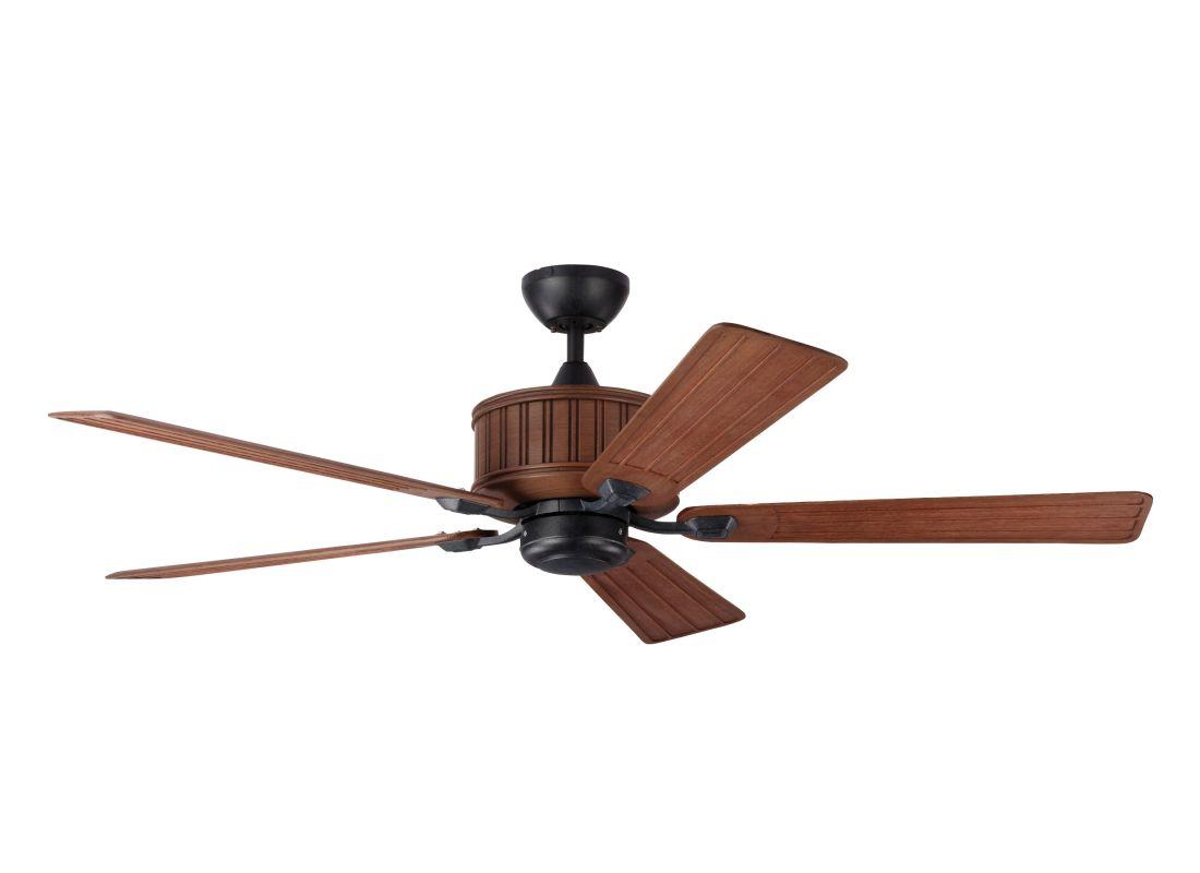 Monte Carlo Tillbury Fan Tillbury 54 Inch 5 Blade Indoor Ceiling Fan