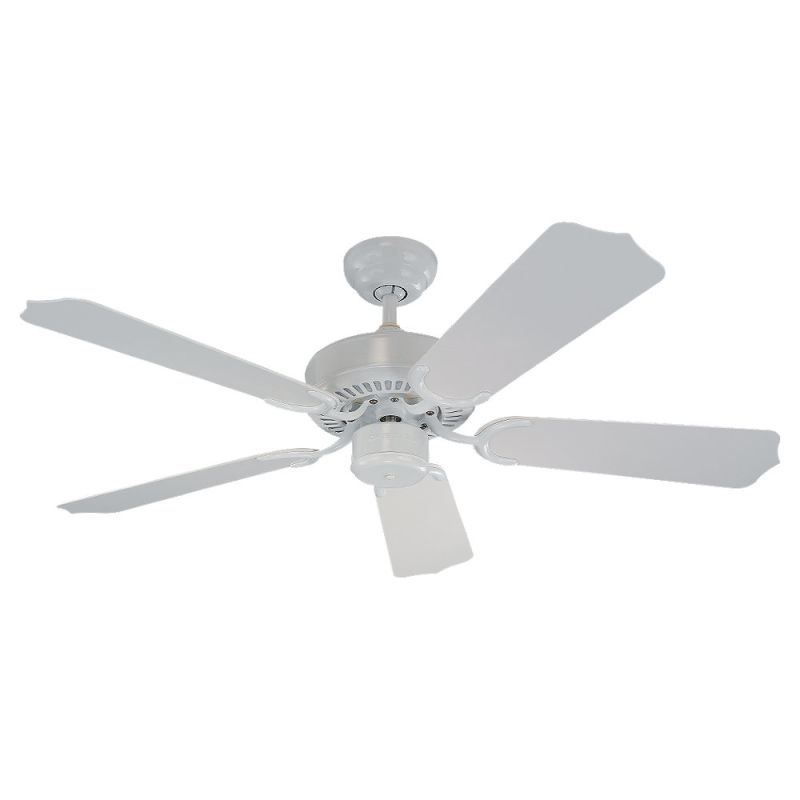 "Monte Carlo Weatherford II 42"" Indoor / Outdoor Five Blade Ceiling Fan"