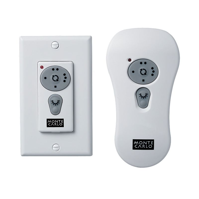 Monte Carlo CT100 Reversible Wall / Hand-held Remote Control with