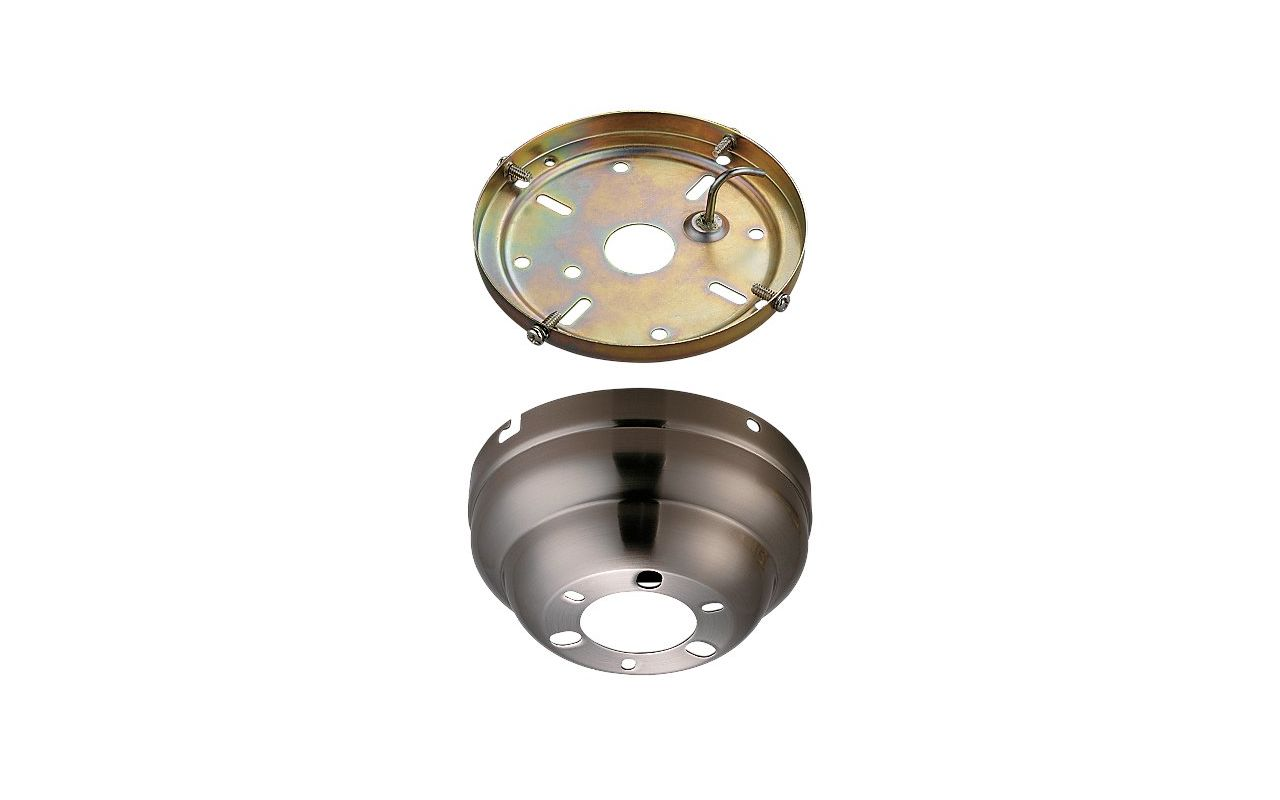 Monte Carlo MC90 Low Ceiling Adaptor English Pewter Ceiling Fan