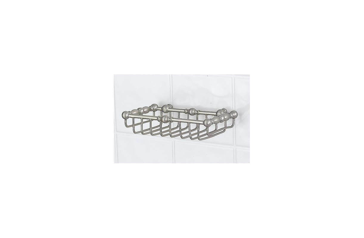 Murray Feiss BA1510PW Pewter Signature Soap Dish from the Signature (014817310740) photo