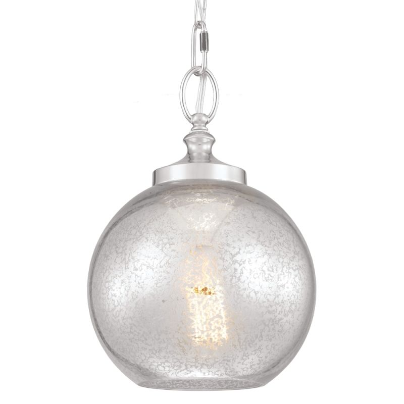 Murray Feiss P1318PN Polished Nickel Contemporary Tabby Pendant