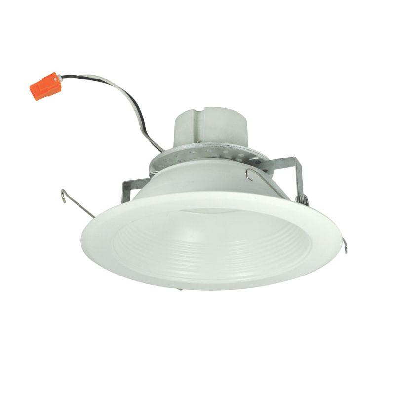 "Nora Lighting NLCBC-65240 Cobalt 6"" LED 4000K Baffle Recessed Trim"