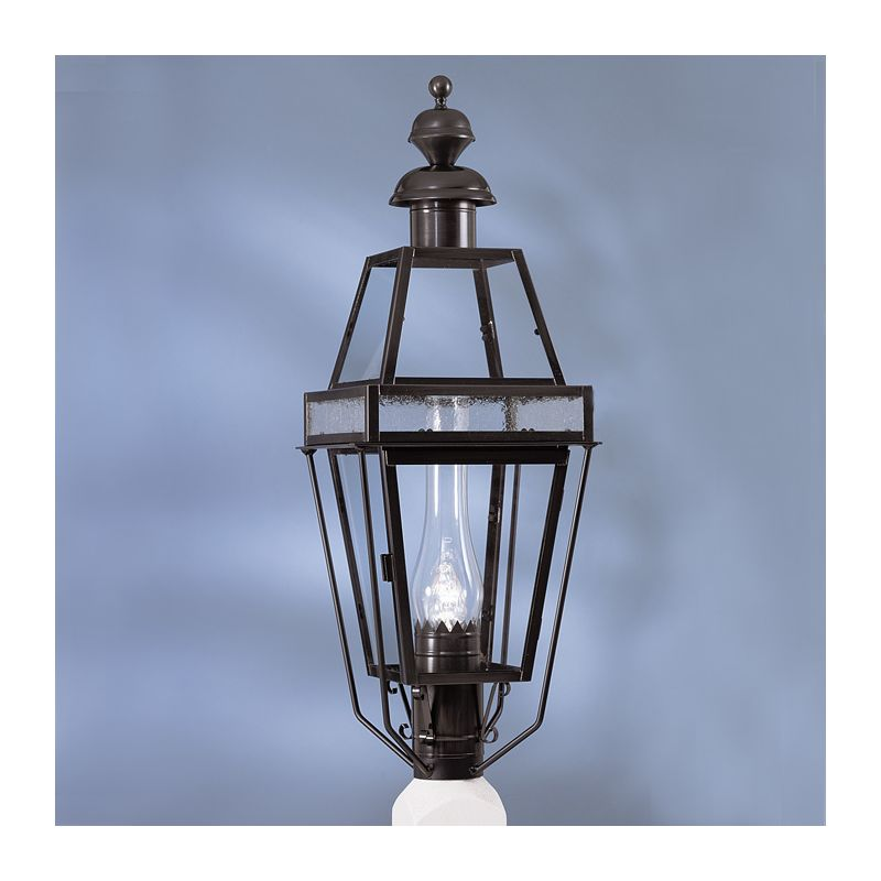 Norwell Lighting 2280 1 Light Outdoor Post Lantern from the Beacon