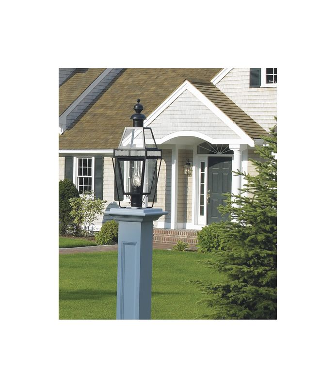 Norwell Lighting 2282 1 Light Outdoor Post Lantern from the Beacon