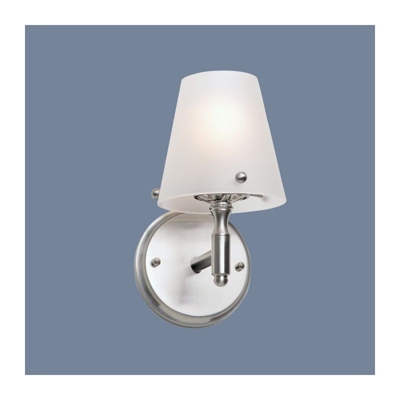 Norwell Lighting 8001 1 Light Wall Sconce from the Arlington