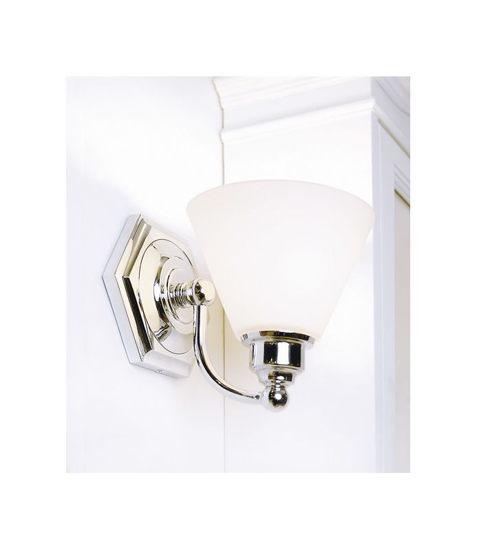 Norwell Lighting 8531 1 Light Wall Sconce from the Jenna Collection