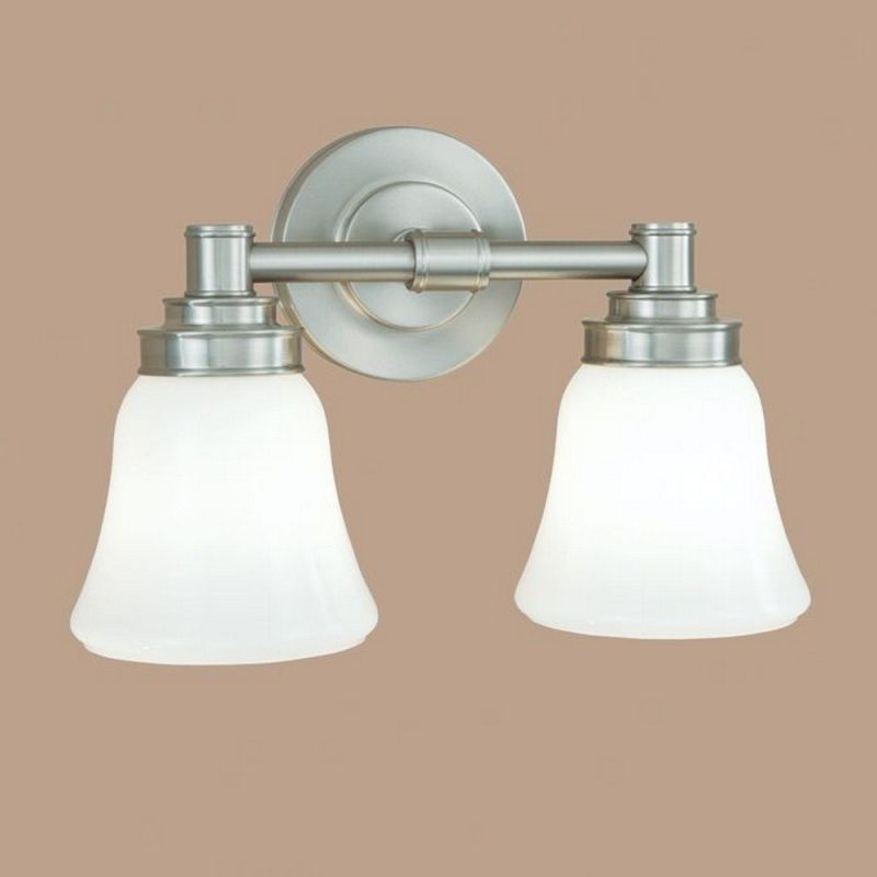 Norwell Lighting 8782 2 Light Wall Sconce from the Cypress Collection Sale $45.00 ITEM: bci2544971 ID#:8782-PN-SO :