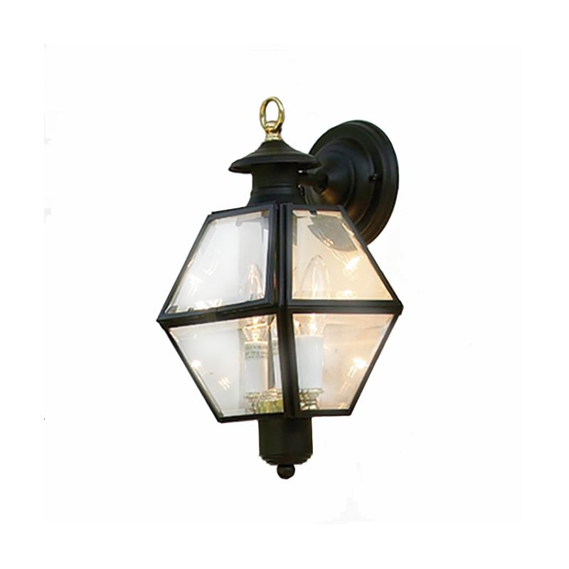 "Norwell Lighting 1063 Old Colony 2 Light 15"" Tall Outdoor Wall Sconce"
