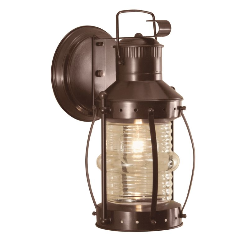 "Norwell Lighting 1105 Seafarer Single Light 17"" Tall Outdoor Wall"