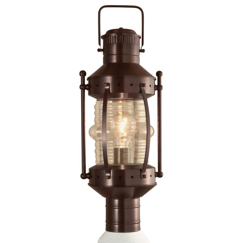 "Norwell Lighting 1107 Seafarer Single Light 21"" Tall Outdoor Post"