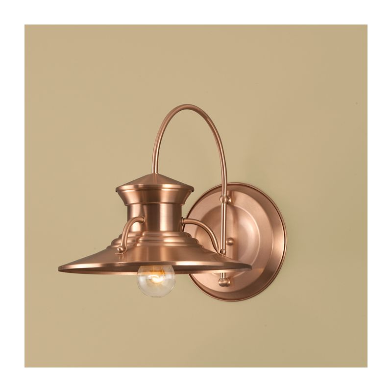 Norwell Lighting 5153 1 Light Outdoor Wall Sconce from the Budapest