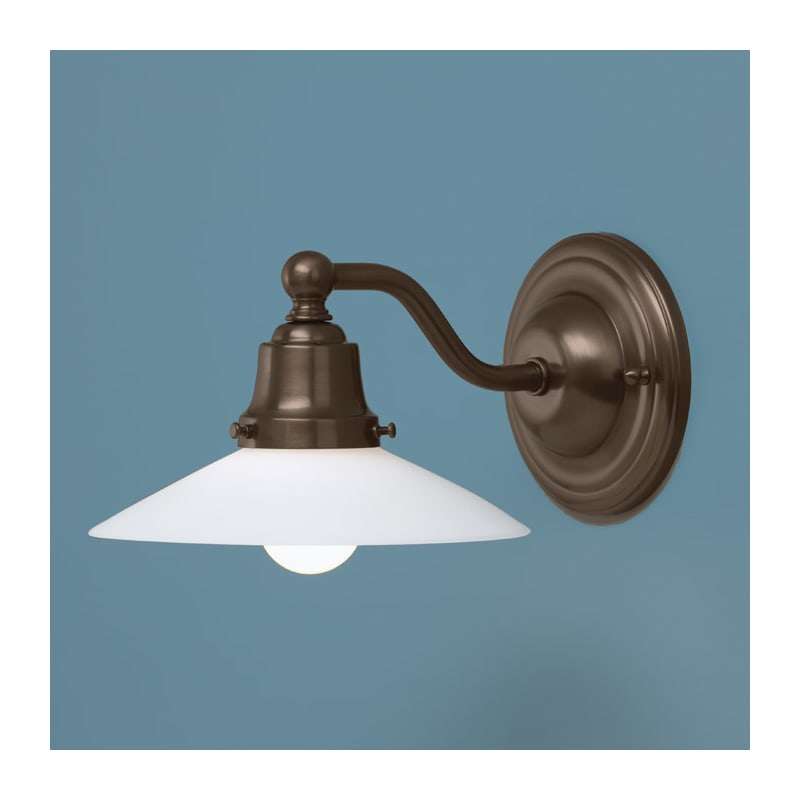 Norwell Lighting 5160 1 Light Outdoor Wall Sconce from the Nelly