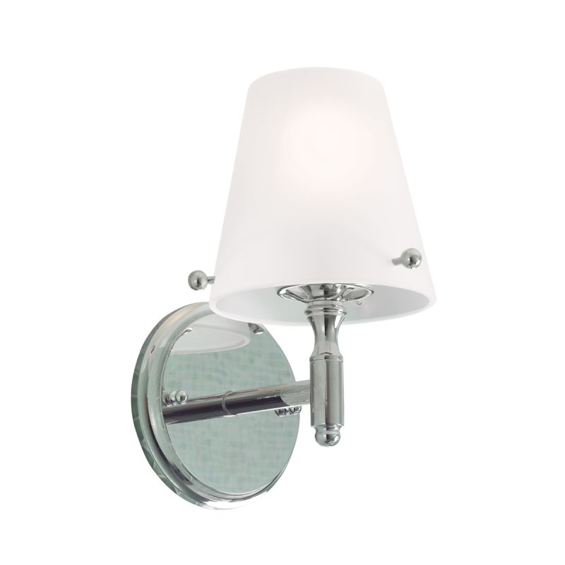 "Norwell Lighting 8001 Arlington 11"" Tall Single Light Bathroom Sconce"