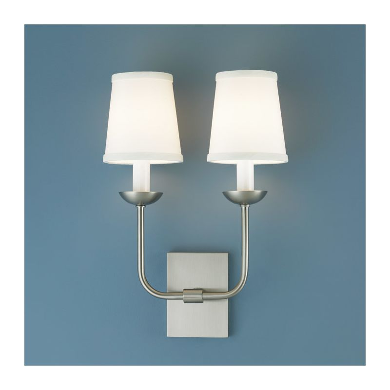 Norwell Lighting 8142 2 Light Wall Sconce from the Circa Collection