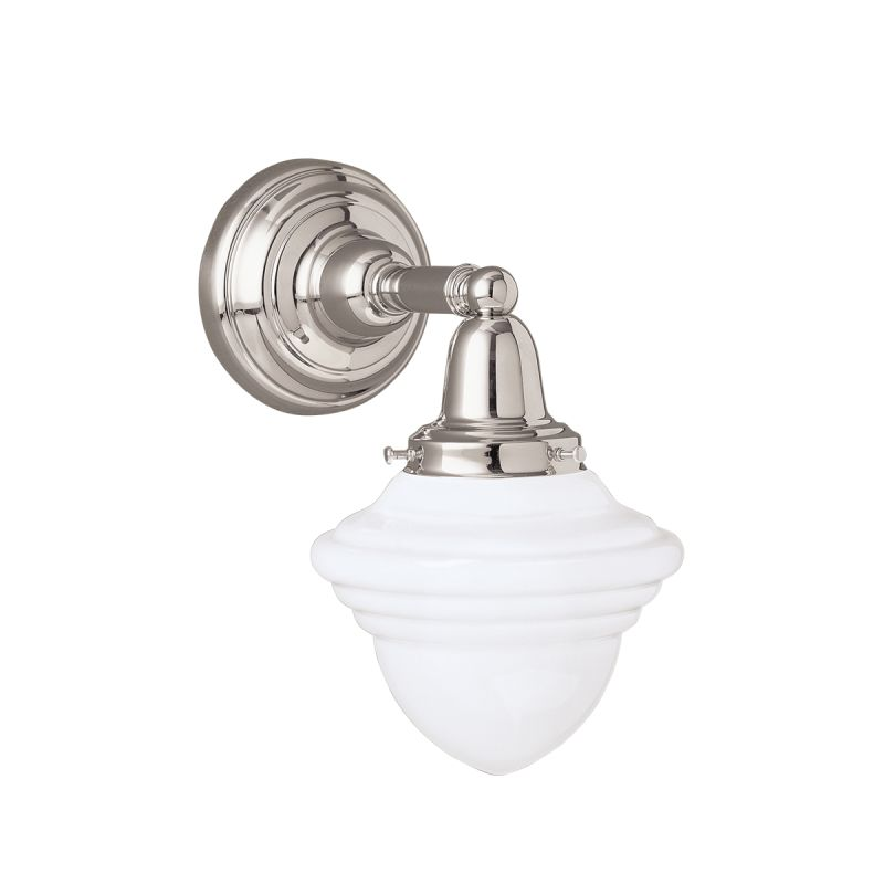 "Norwell Lighting 8201 Bradford 11"" Tall Single Light Bathroom Sconce"