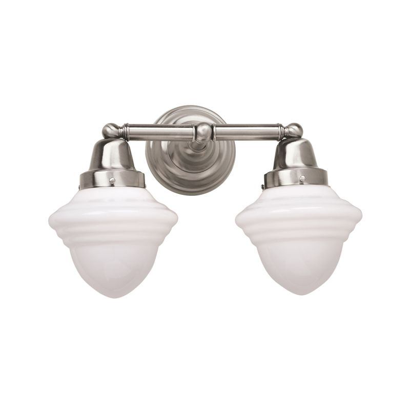 "Norwell Lighting 8202 Bradford 11"" Tall 2 Light Bathroom Vanity Light"