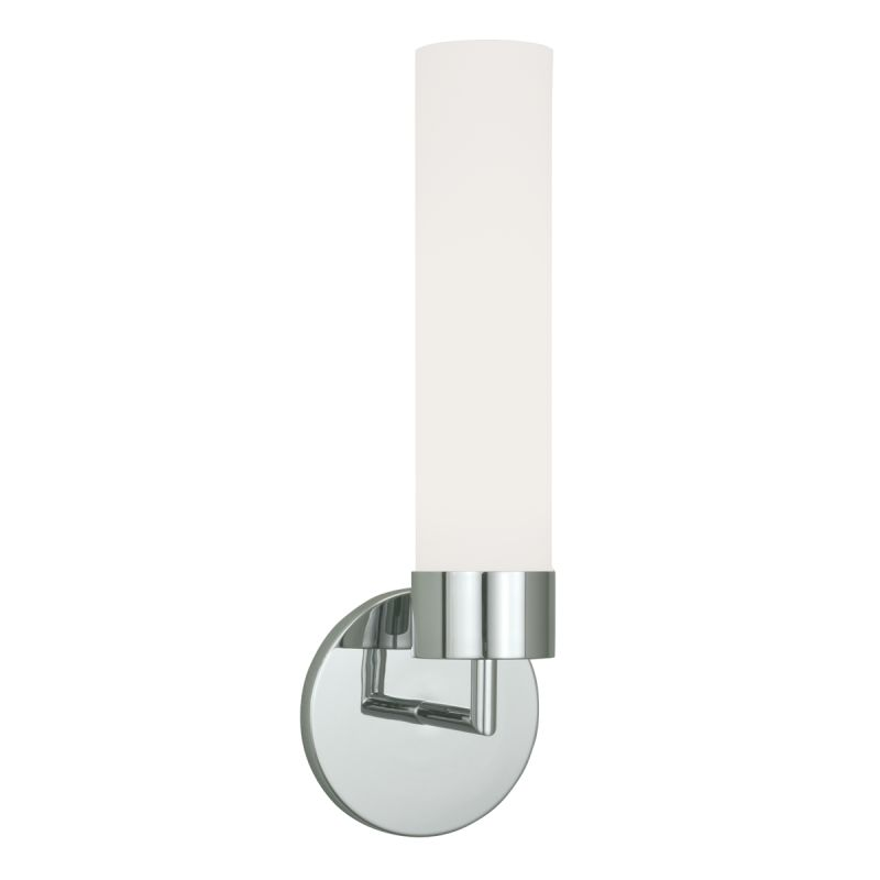 "Norwell Lighting 8775 Sobe 15"" Tall Single Light Bathroom Sconce with"