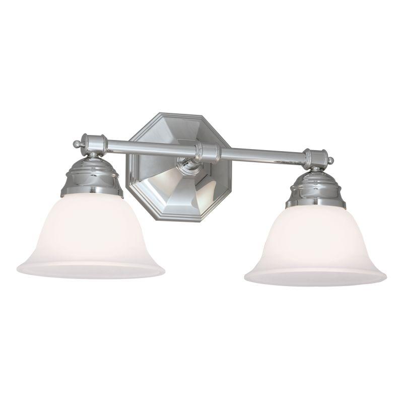 "Norwell Lighting 8942 Kathryn 9"" Tall 2 Light Bathroom Vanity Light"