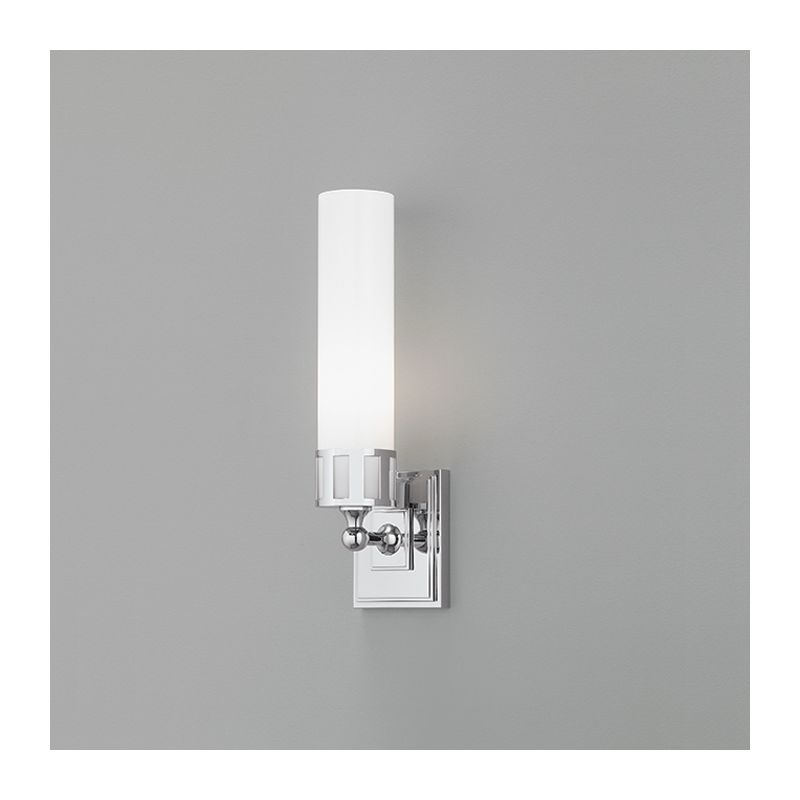 "Norwell Lighting 9651 Astro 15"" Tall Single Light Bathroom Sconce with"