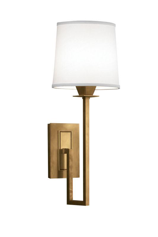 "Norwell Lighting 9675 Maya 20"" Tall Single Light Bathroom Sconce with"