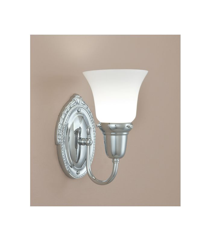Norwell Lighting 8765 1 Light Up Lighting Wall Sconce from the Ivy