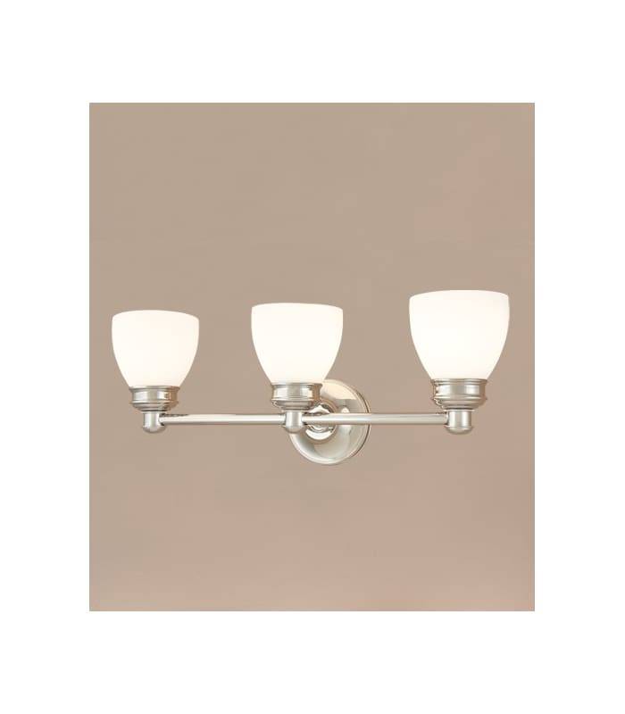 Norwell Lighting 8793 3 Light Up/Down Lighting Wall Sconce from the