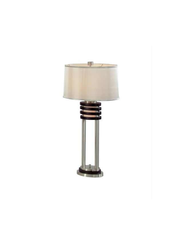 Nova Lighting 0327DS 26 Inch Buffet Lamp From the Kobe Collection Dark