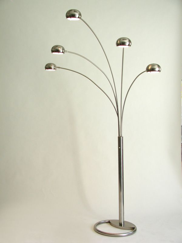 Nova Lighting 08046 65 Inch Floor Lamp From the Mushroom Collection