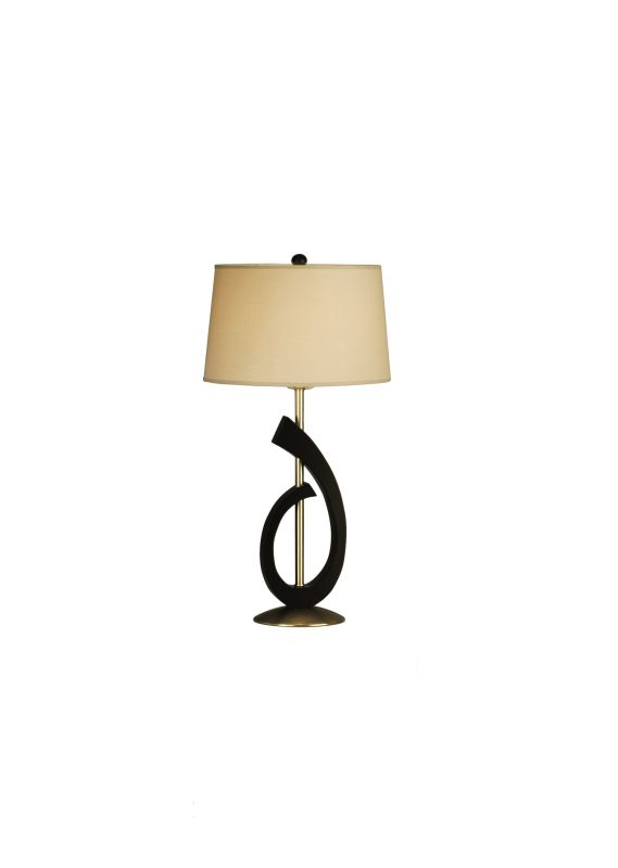 Nova Lighting 10128 26 Inch Table Lamp From the Bass Clef Collection