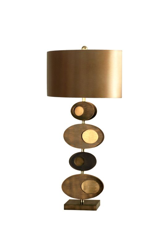 Nova Lighting 10656 27 Inch Table Lamp From the Pimento Collection