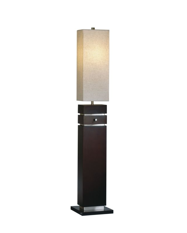 Nova Lighting 1474 58 Inch Floor Lamp From the Waterfall Collection