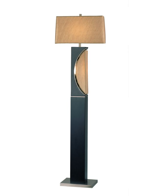 Nova Lighting 1736 62 Inch Floor Lamp From the Half Moon Collection