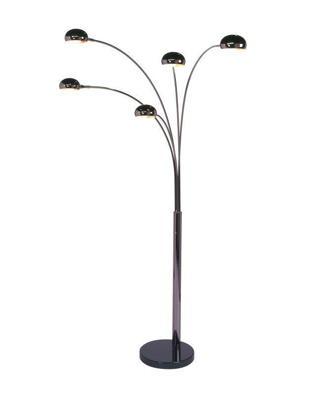 Nova Lighting 4035 74 Inch Floor Lamp From the Mushroom Collection
