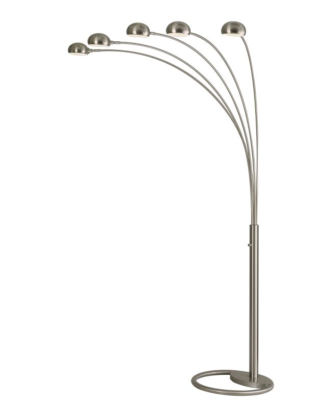 Nova Lighting 4231RX 69 Inch Floor Lamp From the Mushroom Collection