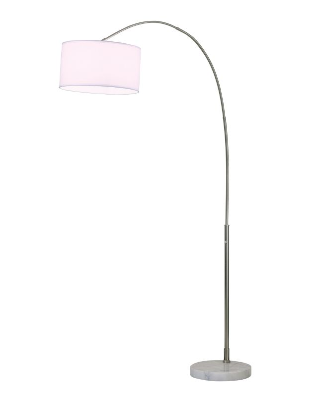 Nova Lighting 4453RG 39 Inch Floor Lamp From the Float Collection