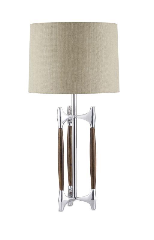 """Nova Lighting 1010745 Kingsley 1 Light 31"""" Tall Table Lamp Ceramic"""