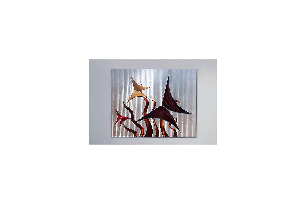 "Nova Lighting Mariposa Wall Art Nova Art Studio 42"" x 54"" Mariposa"