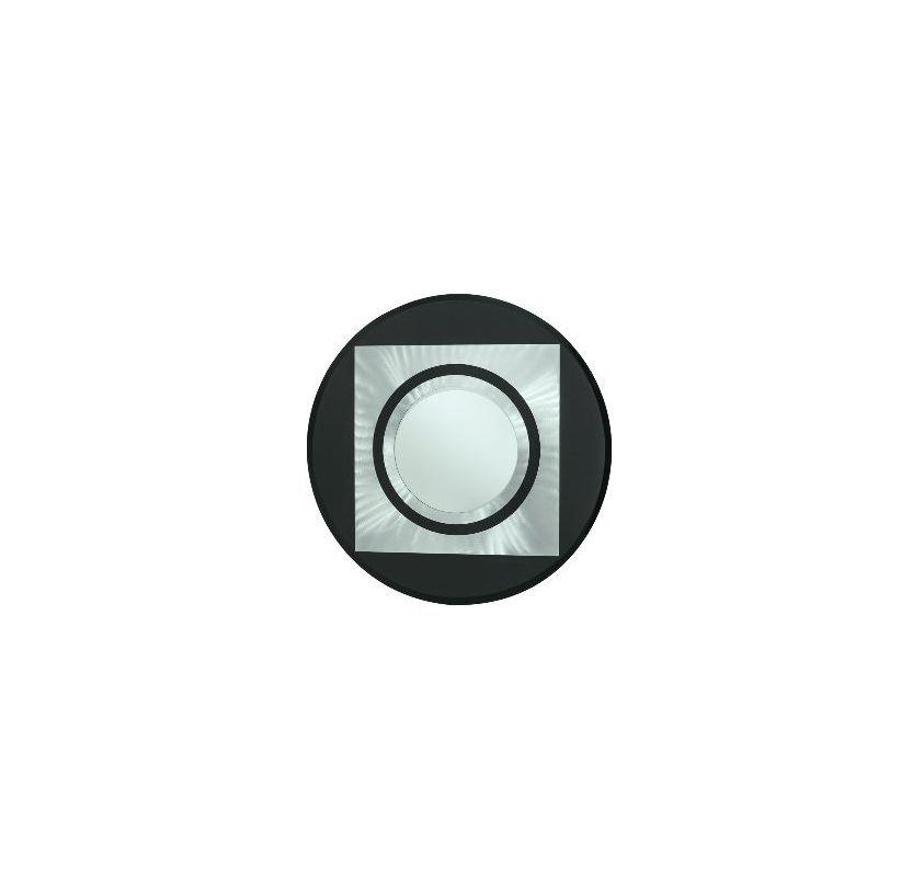 "Nova Lighting 4110258 Centrum Circular 42"" Height Mirror Brushed"