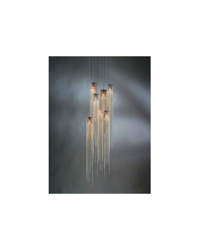 Nova Lighting 6343 63 Inch Ambient Lighting Pendant from the Bead